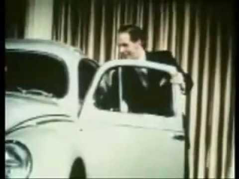 1948 vw beetle commercial  oldest EVER!.wmv