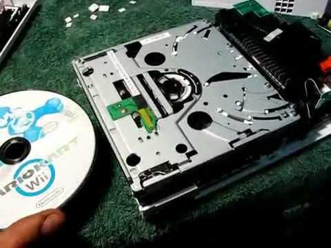 Nintendo Wii Disc Drive Noise Fix