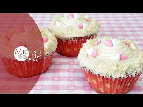 Cranberry & Apricot Cupcakes