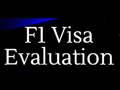 Pass the F1 Visa Interview Help