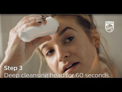 How to Reduce the Visibility of Blackheads with VisaPure Advanced |  SC5371/10