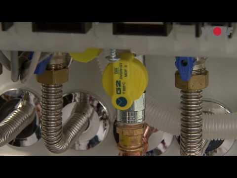Condensing Gas Boiler Installation / Condenser Boiler
