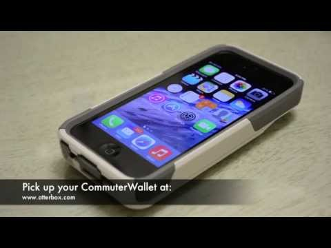 Otterbox Commuter Wallet Case - iPhone 5 & 5S - Indepth Review