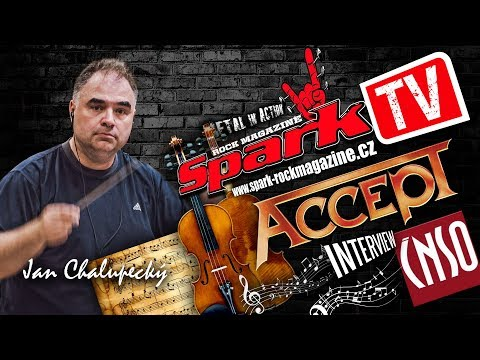 ACCEPT - interview with conductor Jan Chalupecký