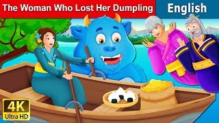 The Woman who lost her Dumpling Story | Bedtime Stories | English Fairy Tales
