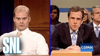 Michael Cohen Hearing Cold Open - Snl