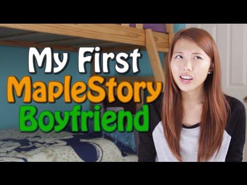 My First MapleStory Boyfriend