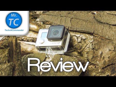 GoPro Hero 3+ Black Edition Review (ausführlich) HD (Deutsch/German) - MrTechCommander