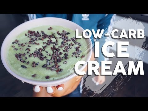 Low Carb Protein Ice Cream