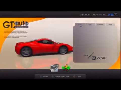 GT Life - Gran Turismo 5 progress montage