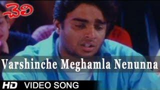 Varshinche Meghamla Nenunna Video Song    Cheli Movie    Madhavan, Abbas, Reema Sen
