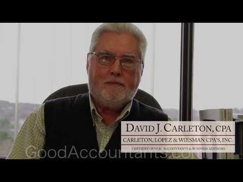 Dave Carleton, CPA Stoneham, MA