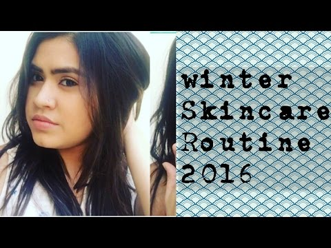 Affordable Winter Skincare Routine for dry and acne prone skin sensitive skin