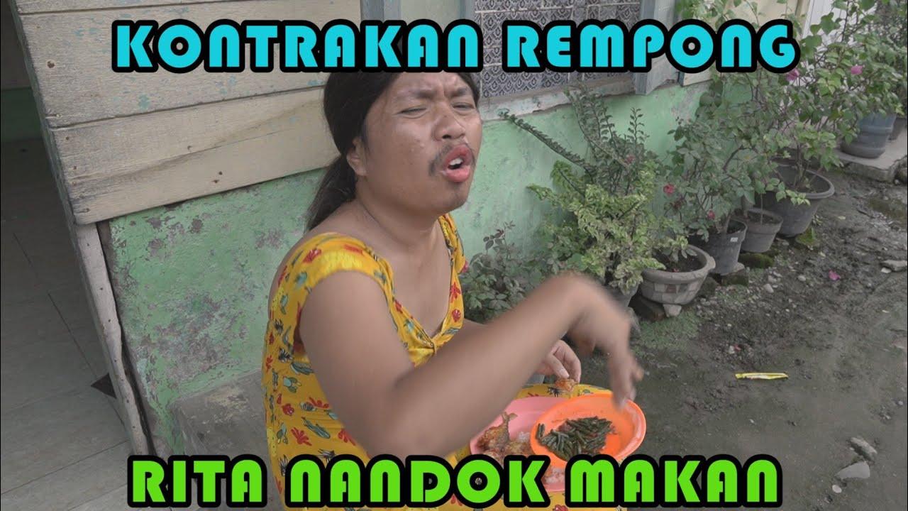 RITA NANDOK MAKANAN || KONTRAKAN REMPONG EPISODE 286