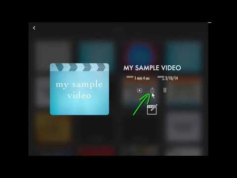 Apple App: iMOVIE_Creating a Trailer_CCPS_4:19M