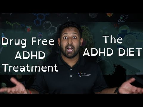 The ADHD Diet - How to treat ADHD naturally without using drugs.