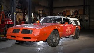 This Pontiac Firebird Looks An Awful Lot Like The Farmtruck... | Street Outlaws