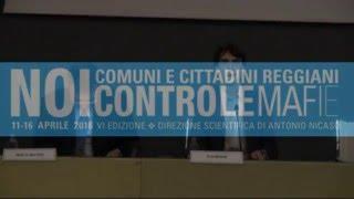"""""""Noi contro le mafie"""" 16 aprile - prima parte"""