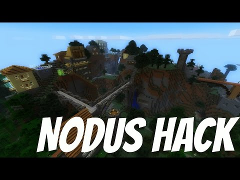 Minecraft Multiplayer HACK NODUS xray,fly and more!!