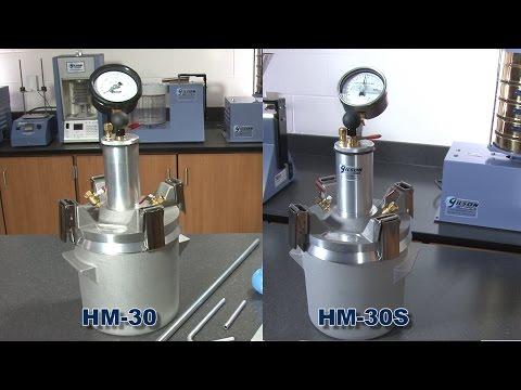 Gilson Concrete Pressure Meters (HM-30 and HM-30S)