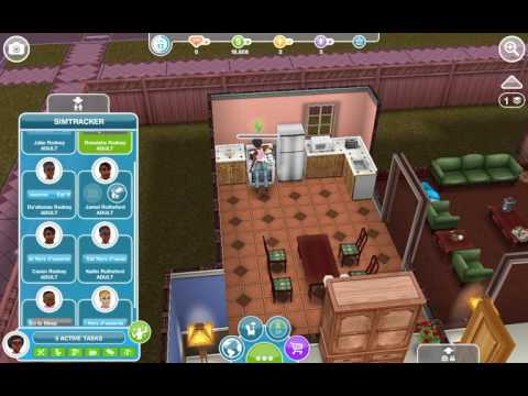 💖How to get a birthday cake for free on Sims free play💖