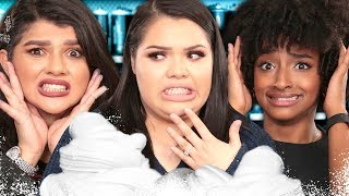 Download DIY CLOUD SLIME CHALLENGE?! w/ Karina Garcia, Shany & LoveFromLiyaX! Video