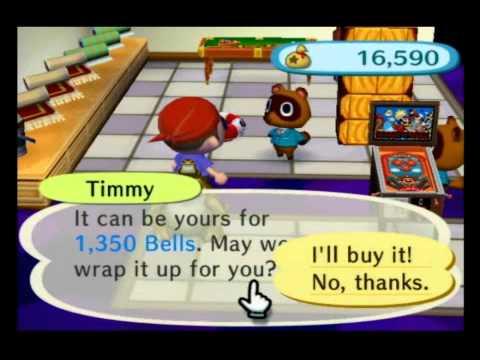Let's Play/Talk - Animal Crossing: City Folk - Day 74