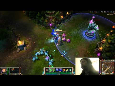 Snow Day Singed Skin Spotlight - League of Legends Snowdown 2013 Skin Preview