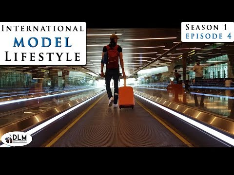 Male Model Crazy Work Life In China (Model Lifestyle - Episode 04)