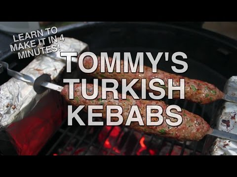 Tommy's Turkish Kebabs
