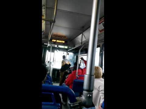 Gratiot bus