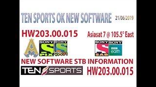 NEW SOFTWARE|| GX6605S HARDWARE VERSION HW203 00 015/17/20