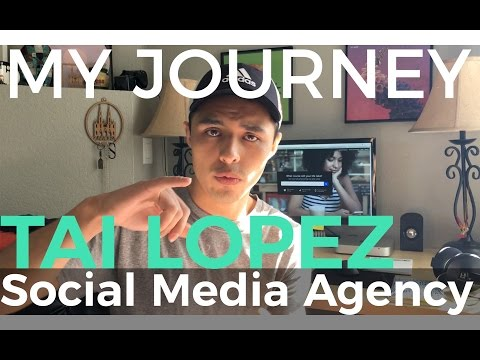 Tai Lopez Social Media Marketing: MY JOURNEY. Is it worth it?