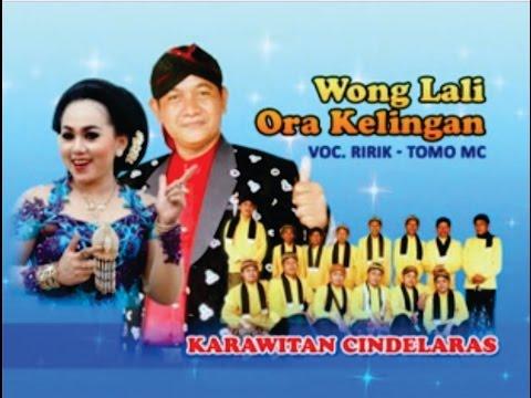 Lirik Lagu WONG LALI ORA KELINGAN Sragenan Karawitan Campursari - AnekaNews.net