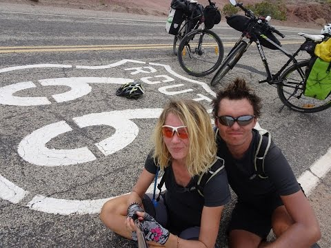 Cycling Route 66