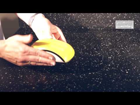 Minerva Solid Surface Worktops - how to clean, maintain and refurbish your worktop at home