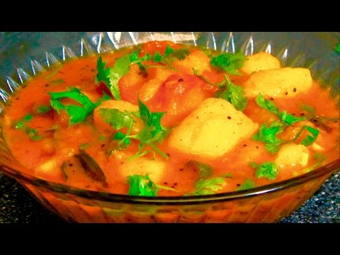 Spicy Aloo Curry - Potato Curry - Delicious Nepali / Indian Food Recipe!
