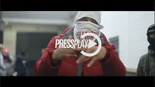 (1011) Loose1 - 100 Man #Intro (Music Video) @official_loose1 @itspressplayuk