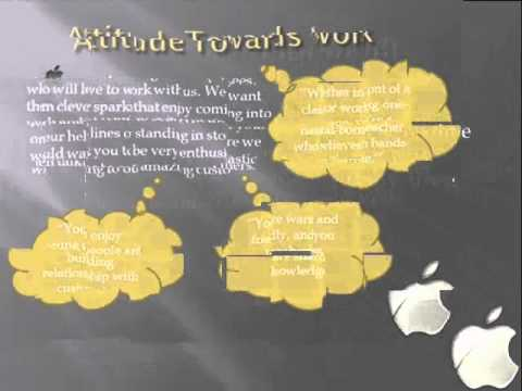 Employee Attributes at Apple
