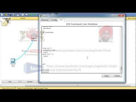 Cisco Router Password Recovery in Hindi