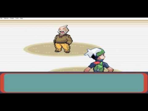 Let's Play Pokemon Emerald XY Mega Part 4