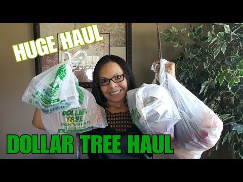 DOLLAR TREE HAUL #2 | NEW FALL FINDS & MANY MORE AUGUST 2017