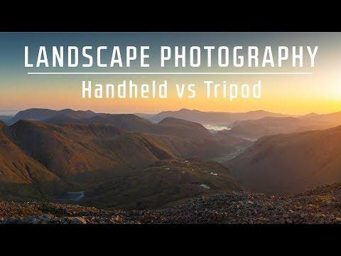 Landscape Photography | Handheld vs Tripod Panoramas