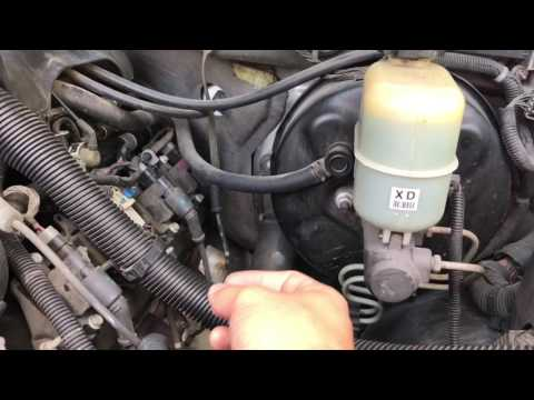 How to Change Spark Plugs on 99-07 Silverado EASY