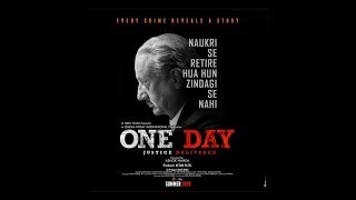 One Day Movie teaser; One Day film teaser review, One Day Movie promo; Anupam Kher