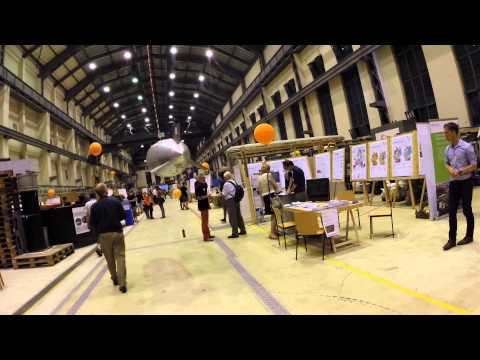 LNDW 2015 Luftschiff Regatta Long Endurance Drone