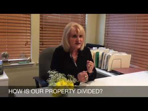 How is Marital Property Divided in California?