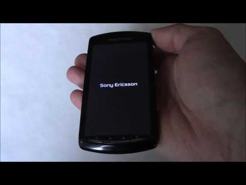 How To Hard Reset A Sony Ericsson Xperia Play Smartphone