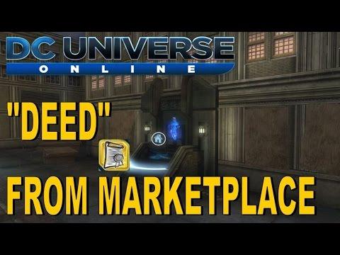 DC Universe Online: Marketplace item