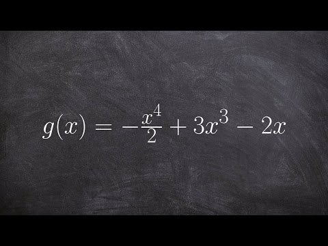 Calculus - Learning to find the derivative of a polynomial using sum and difference